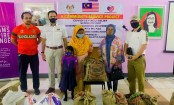 Malaysian community provides COVID-19 food relief in Dhaka