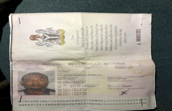 NSI arrests Nigerian national for committing fraud in Dhaka