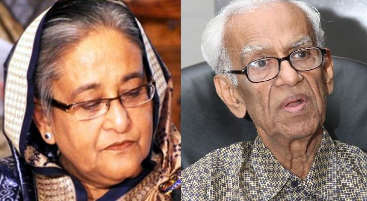 PM mourns death of eminent lawyer Rafique-ul-Huq