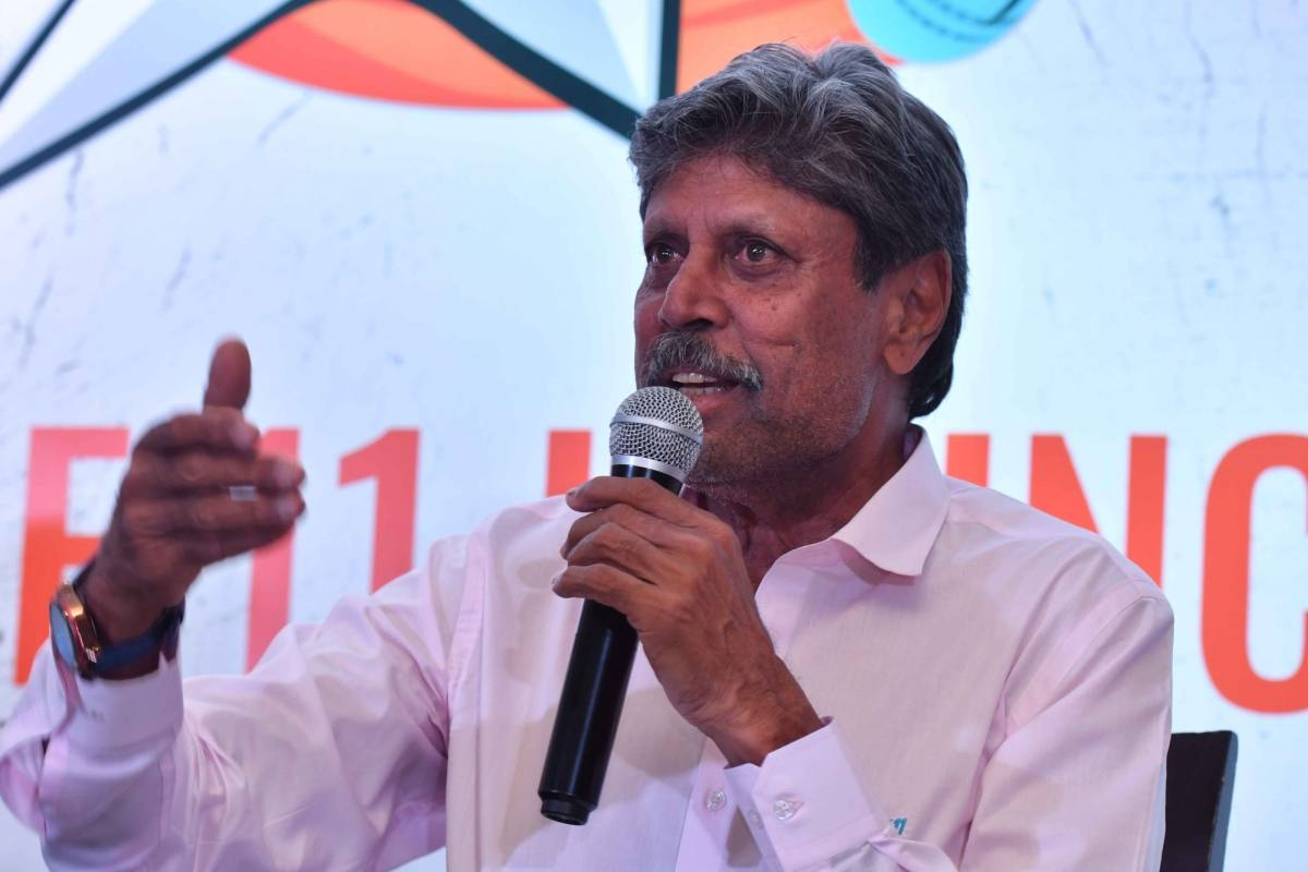 Kapil Dev stable after successful angioplasty surgery