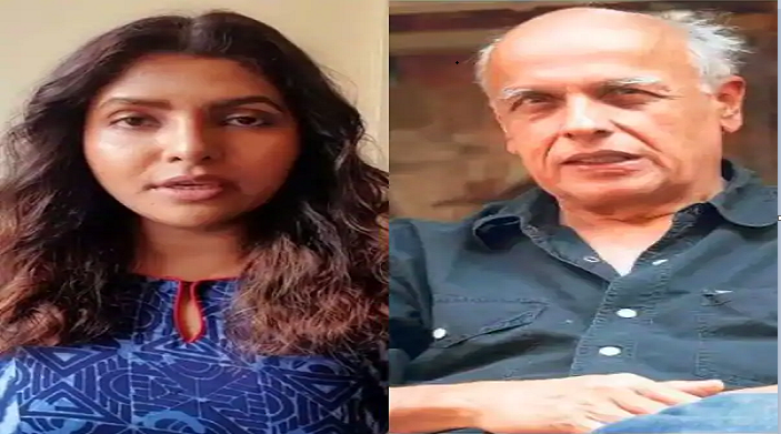 Mahesh Bhatt to take legal action against relative Luviena Lodh