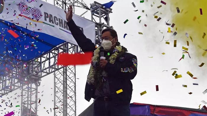 Bolivia confirms Arce presidential election win