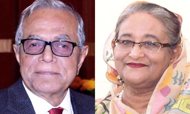 President, PM greet Daily Sun on its 10th anniversary