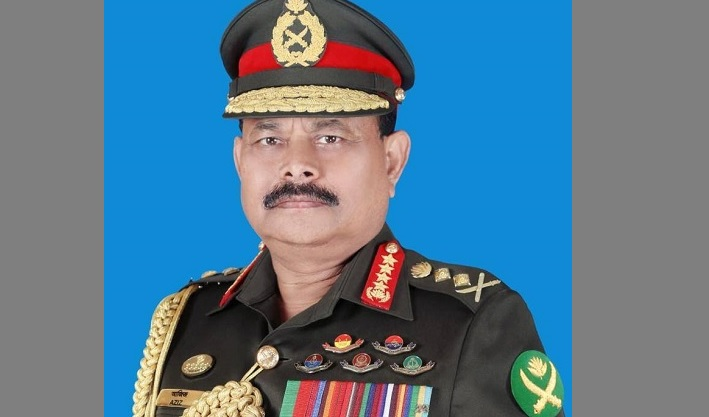 Army chief does not have any Facebook account: ISPR