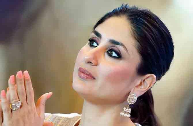 Kareena Kapoor Khan satisfies her pregnancy cravings with a spicy treat