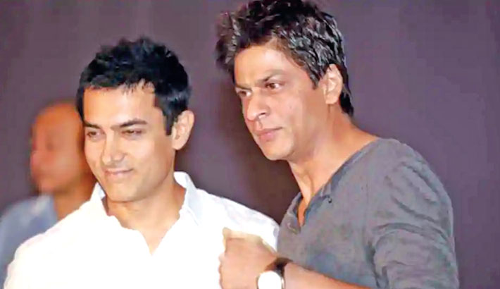 Shah Rukh-Aamir cold war has ended!