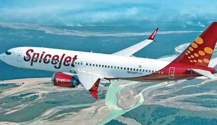 Indian SpiceJet resumes flights to Dhaka Nov 5