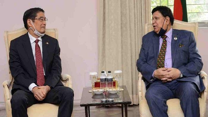 Dhaka seeks Tokyo's support over Rohingya repatriation