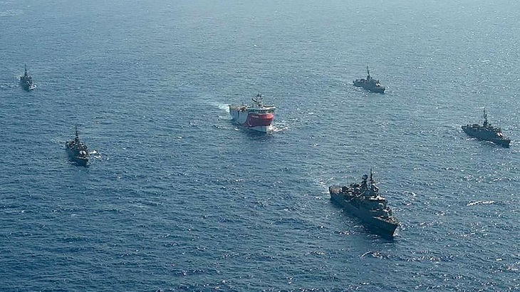 Turkey extends research vessel mission for gas hunt