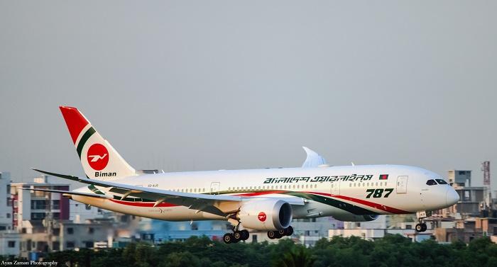 Biman to resume regular flights to India from Oct 29