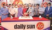 Daily Sun's founding anniv celebrated
