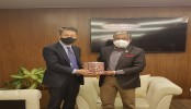 Korean envoy meets BIDA chief, discusses investment