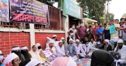 Raihan's family ends hunger strike on SCC mayor's assurance