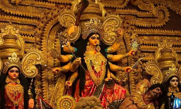 Durga Puja ends with immersion of the goddess