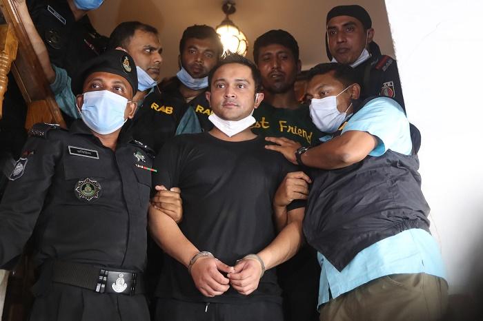 Erfan Salim, his bodyguard Zahid jailed for one year