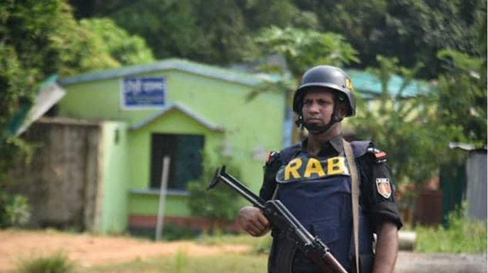 RAB arrests Ansar al Islam man in city