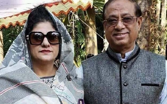 Feni-3 MP Masud Uddin, wife test positive for Covid-19