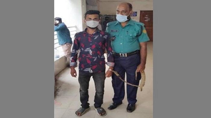Haji Salim's driver Mizanur put on remand