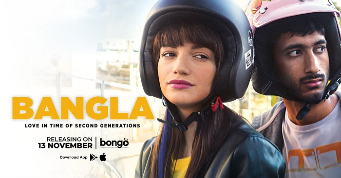 "Bongo exclusive Italian movie ""Bangla"": Releasing on November 13"