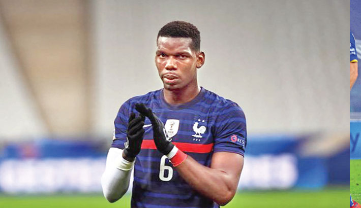 Pogba's slams France retirement rumours