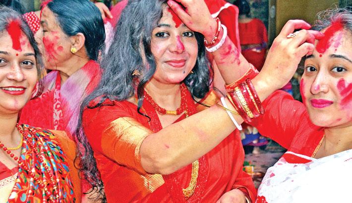Celebrate the Durga Puja