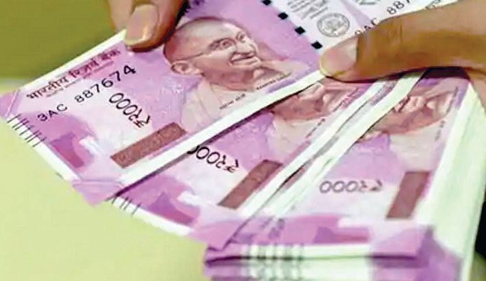 Rupee falls 16 paise to 73.77 against dollar