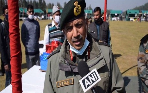 J-K: Those youth who want to shun the path of militancy are welcome, says Lt Gen BS Raju