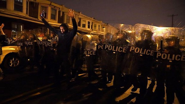 Protests flare in Philadelphia after police fatally shoot Black man