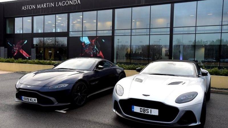 Aston Martin: Mercedes to take 20pc stake in luxury brand