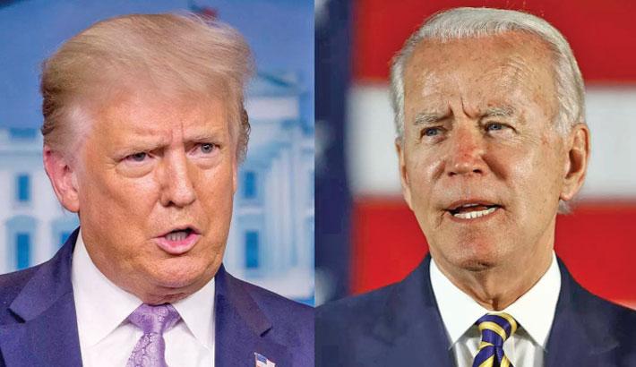 Trump, Biden vie for votes in Pennsylvania
