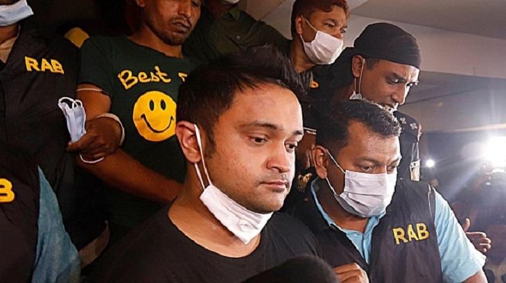 4 cases filed against Erfan, Zahid for possessing firearms, drugs