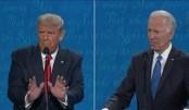 Biden hits new battleground, Trump blitzes Midwest