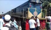 Derailment snaps Mymensingh-Rajshahi rail link