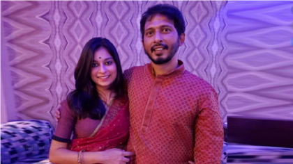 Arnob ties the knot with Sunidhi