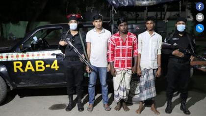 3 drug dealers held with 29 kg hemps in city