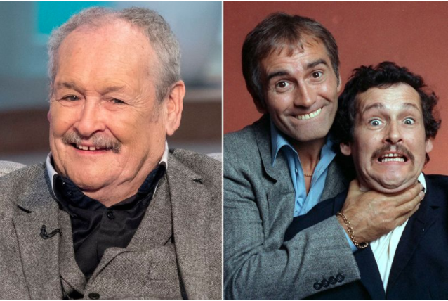 Cannon & Ball star Bobby Ball dies at 76