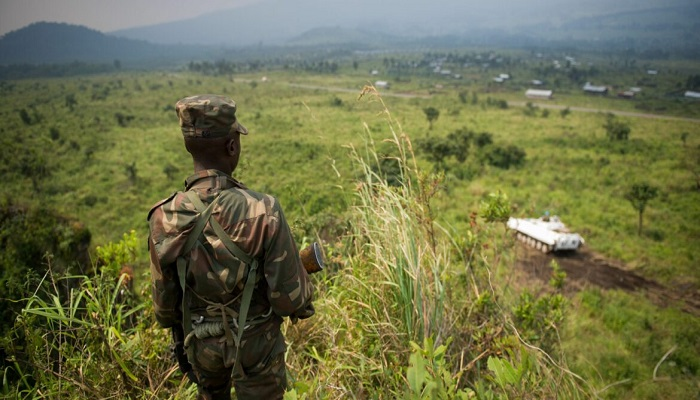 ADF militia kills 15 in eastern DR Congo