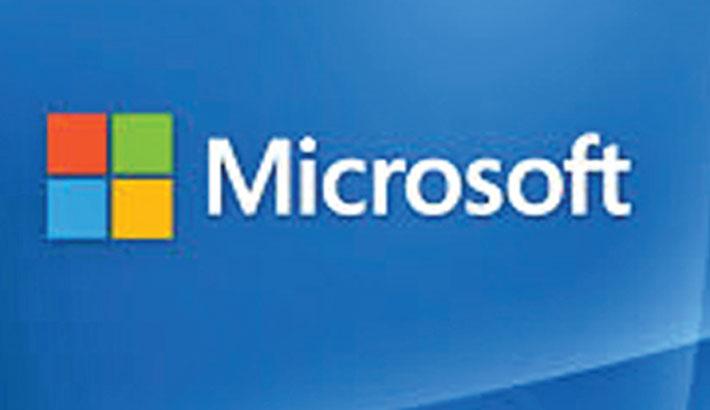 Microsoft beats sales estimates
