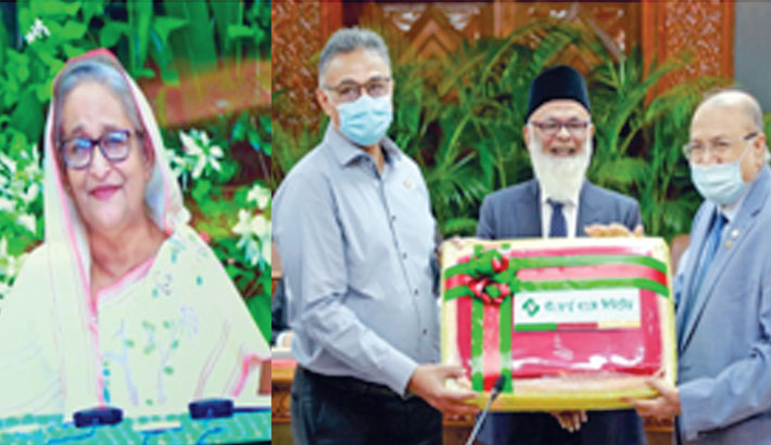 Banks, FIs donate blankets to PM's Relief Fund