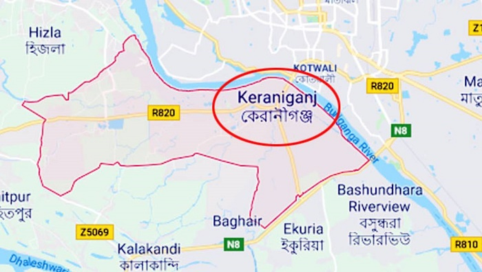 OC, UP chairman sued in South Keraniganj