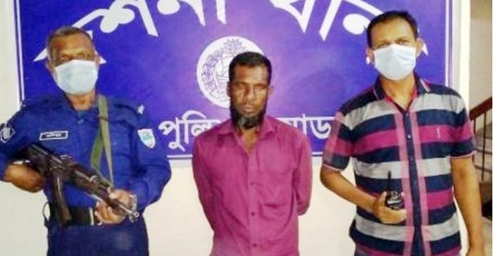 Grandfather held for raping minor girl in Chuadanga