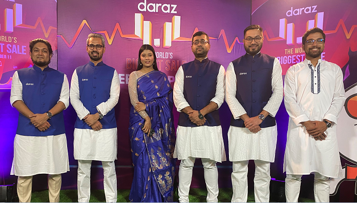 """Daraz is Hosting the World's Biggest Sale day """"11.11"""" Campaign for  'Third Time'"""