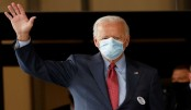 US election 2020: Joe Biden casts vote early in US elections