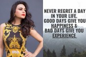 Preity Zinta: Good days give you happiness, bad days give you experience