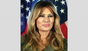 Melania finally hits campaign trail for Trump