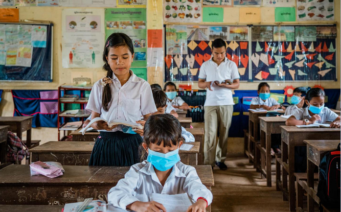 Children in poorest countries lost nearly four months of schooling since start of pandemic