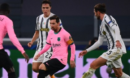 Juventus fall to Messi's Barcelona without Covid-hit Ronaldo