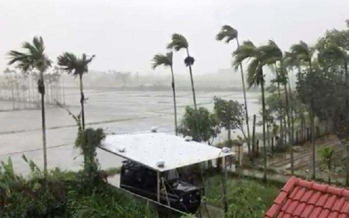 Typhoon leaves at least 25 dead in Vietnam