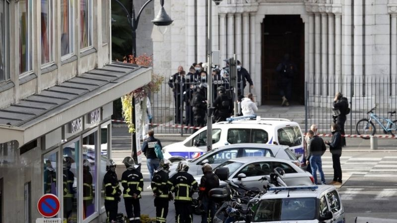 France attack: Attacker arrived in Europe from Tunisia days ago