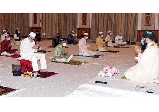 President hosts doa mahfil on Eid-e-Miladunnabi at Bangabhaban